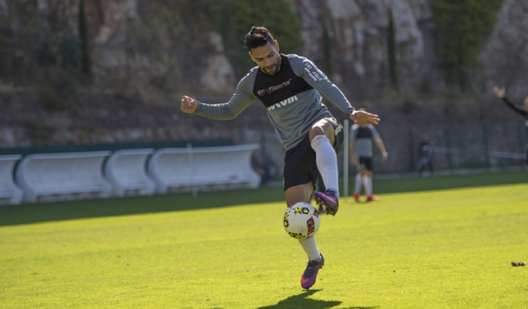 Falcao Mónaco: Falcao regresa el sábado ante Bordeaux
