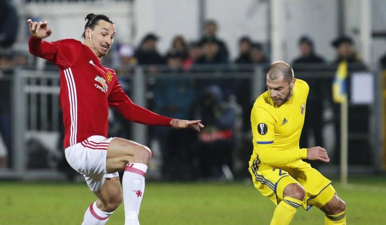 United se queda a medias, Celta y Lyon reaccionan y el Genk sentencia