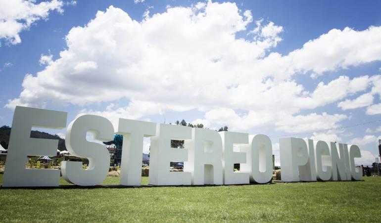 Es Festival Estéreo Picnic se realizará el 23, 24 y 25 de marzo en el Parque Deportivo de la 222.