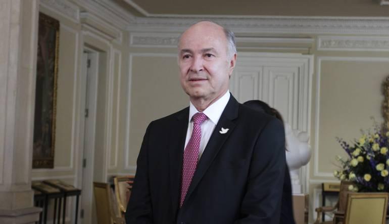 Enrique Gil Botero nuevo ministro de Justicia