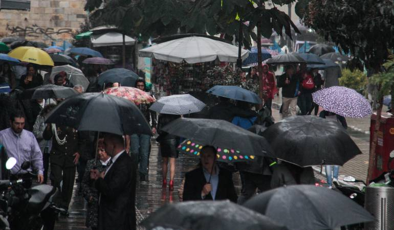 Lluvias azotan a Colombia: Más de 350 familias afectadas dejan lluvias en Colombia