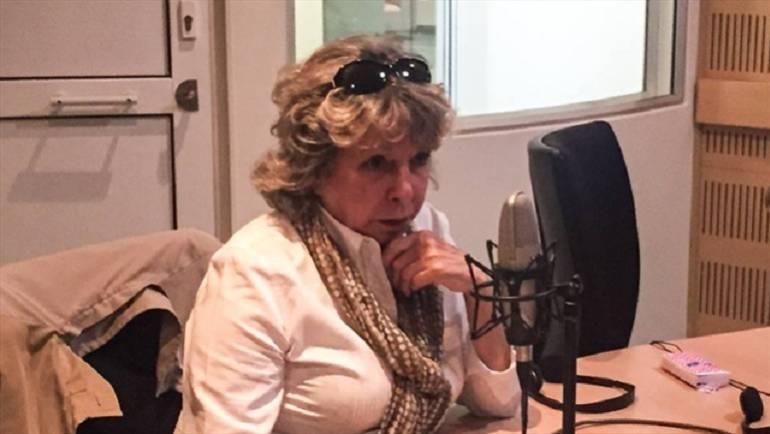 La cantante 'Vicky' murió a los 69 años.