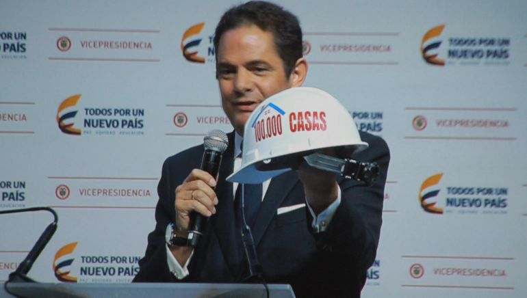 Vargas Lleras: El adiós de Germán Vargas Lleras
