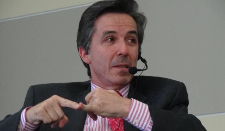 Roberto Prieto exgerente de la campaña Santos Presidente 2010