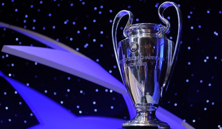 Cuartos de final liga campeones: Definidos los cuartos de final de Liga de Campeones