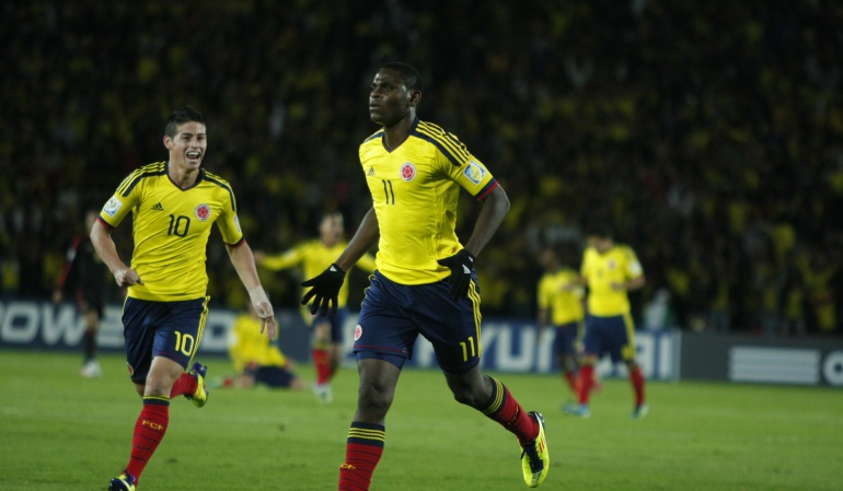 Convocados Selección Colombia: Matheus Uribe, Duván Zapata y el regreso de Armero, novedades en la Selección