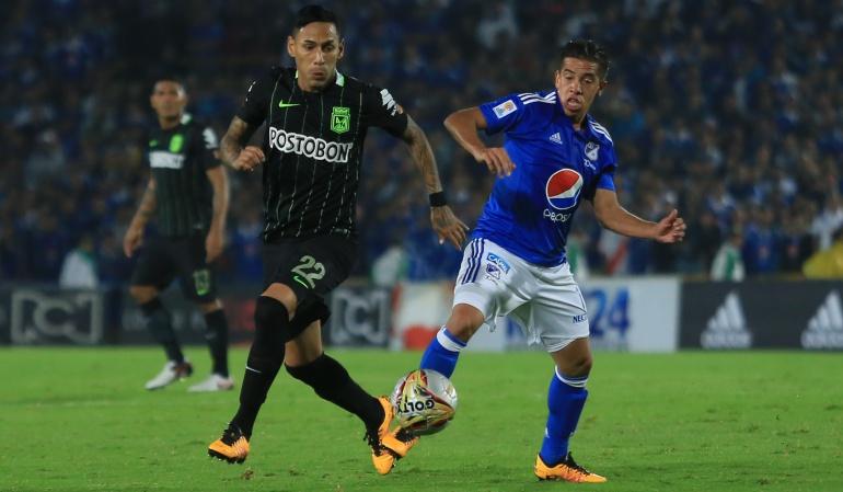 Programación fecha 12 Liga Águila: Millonarios y Nacional jugarán en Bogotá el viernes 7 de abril