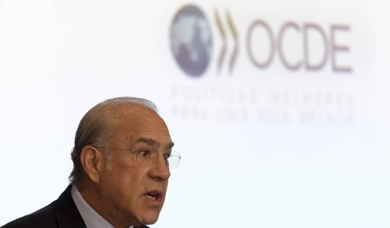 Secretario General de OCDE