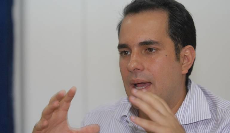 Daniel García Arizabaleta, exdirector de Invías