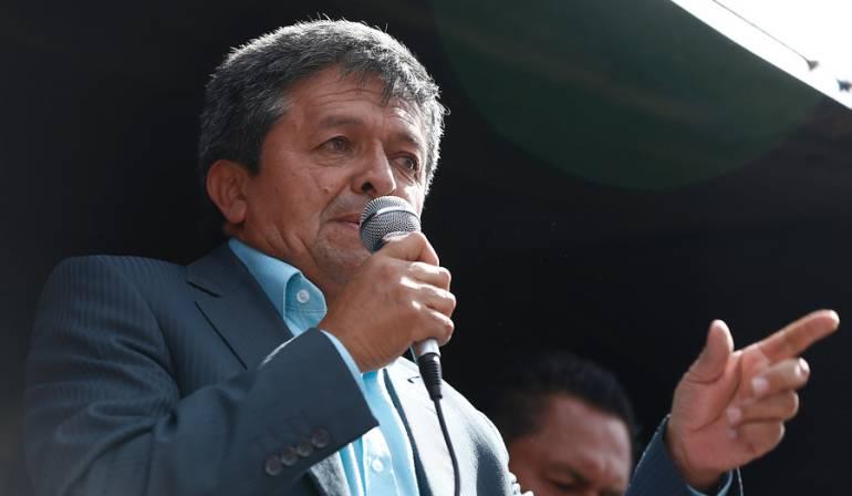 Jorge García presidente de la Confederación Colombiana de Transportadores