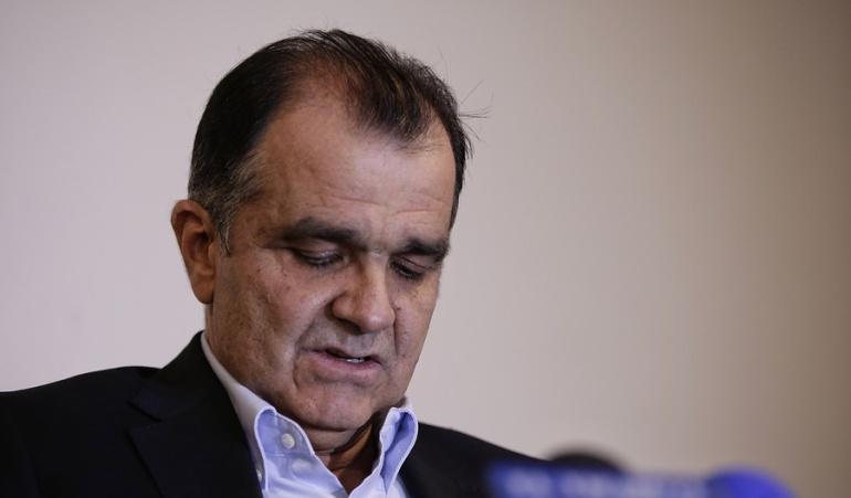 Óscar Iván Zuluaga, excandidato presidencial del Centro Democrático