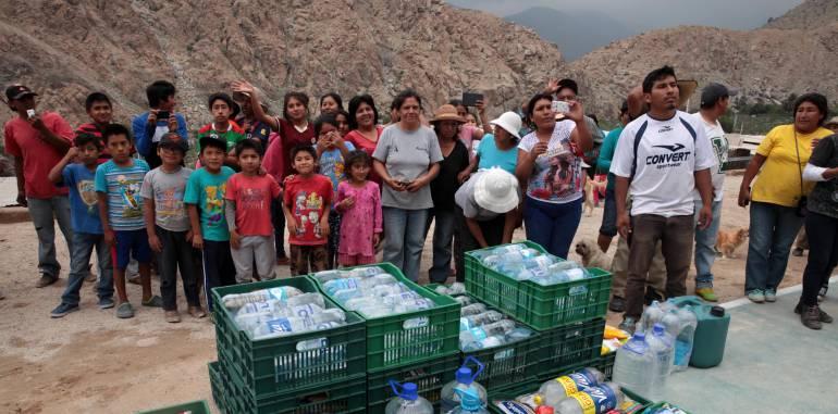 Perú no ha solicitado ayuda a Colombia tras tragedia invernal