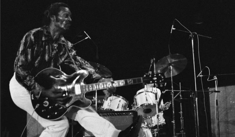 ¿Qué canciones de Chuck Berry son las que más te gustan?