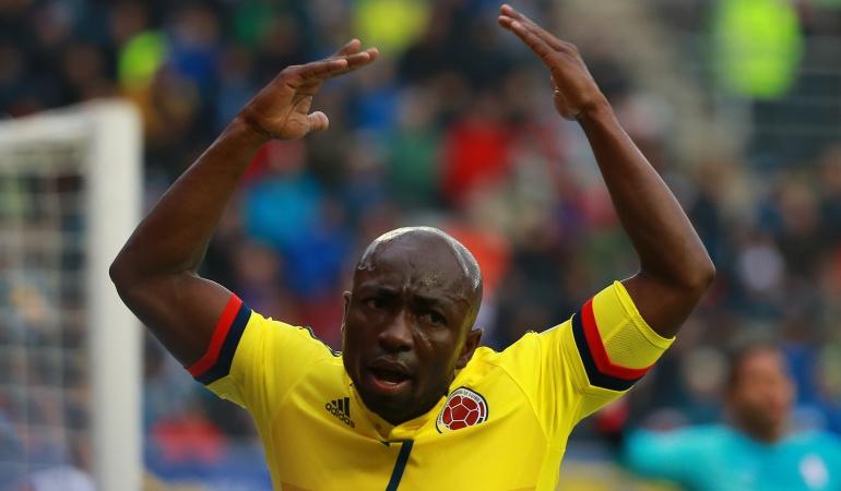 Pablo Armero Selección Colombia: Tengo mucho potencial para darle a mi Selección: Pablo Armero