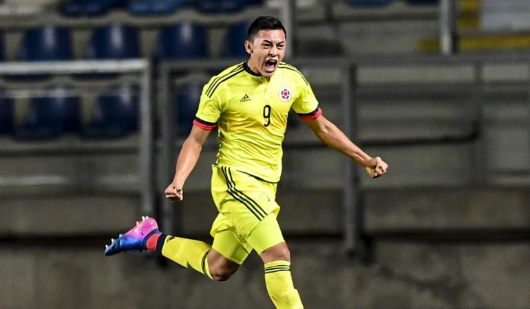Selección Colombia Sub 17: Selección Colombia se clasificó al Mundial de Fútbol Sub-17