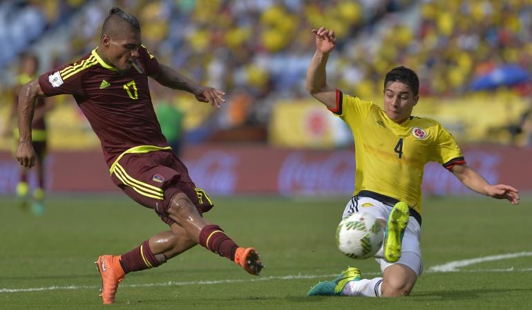 Stefan Medina: Tenemos las ganas y mentalidad de aportarle a la Selección: Stefan Medina