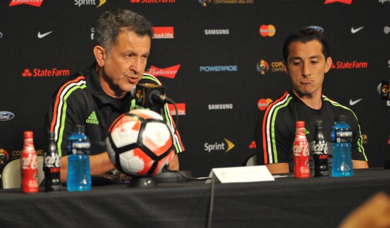 Juan Carlos Osorio Azteca Costa Rica: Juan Carlos Osorio destaca importancia del estadio Azteca al recibir a Costa Rica