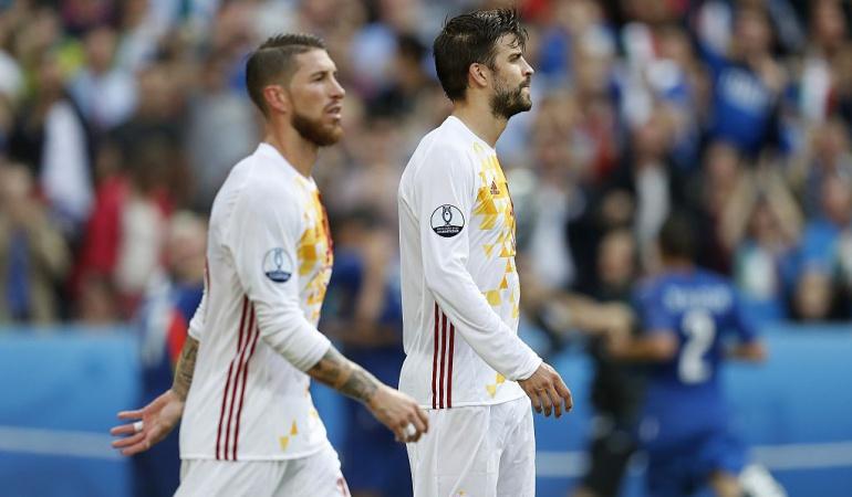 Sergio Ramos Piqué morbo: Nos gusta el morbo a Piqué y a mí; ahora nos daremos un abrazo: Sergio Ramos