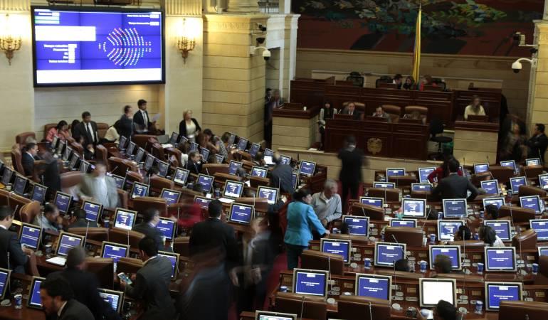 Proyectos de paz: Proyectos de paz serán prioridad en la agenda legislativa del Congreso