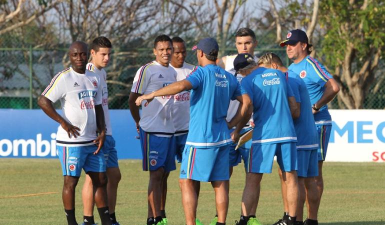 Seelección Colombia: Pékerman ya cuenta con los 26 convocados
