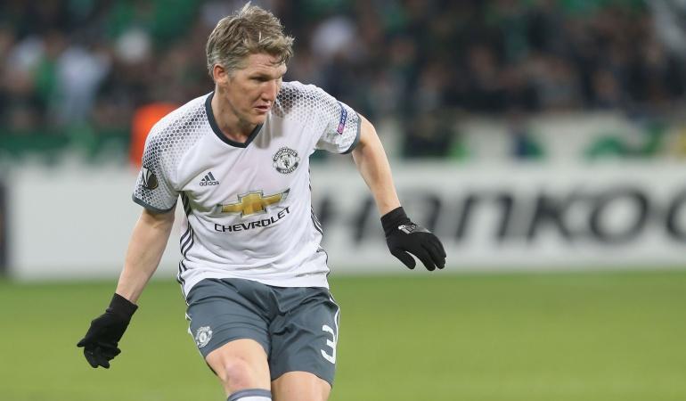 Bastian Schweinsteiger: Bastian Schweinsteiger, nuevo jugador del Chicago Fire