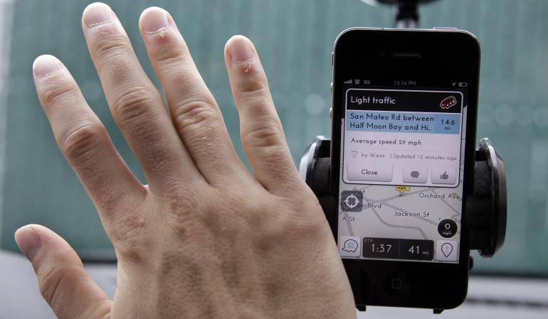 EL GPS es una de herramientas utilizada para encontrar rutas y caminos alternos con facilidad.