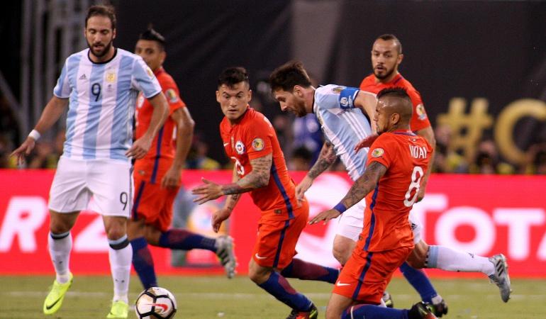 Fecha 13 Eliminatorias: Prográmese con la fecha 13 de las Eliminatorias Sudamericanas