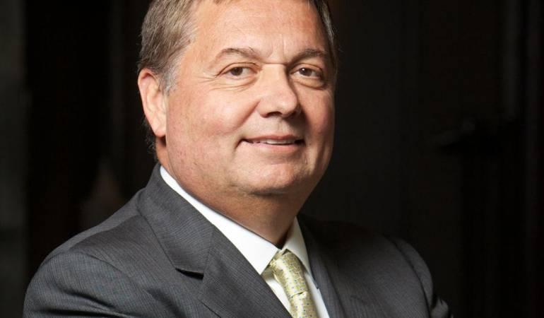 Presidente de Avianca Hernán Rincón.