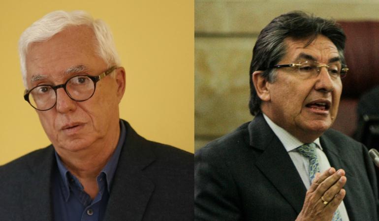 Fiscal Martínez responde a los nuevos señalamientos del senador Robledo