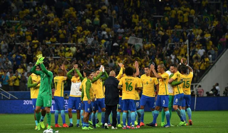 Brasil 3-0 Paraguay: Brasil continúa su paso arrollador y golea a Paraguay en Sao Paulo