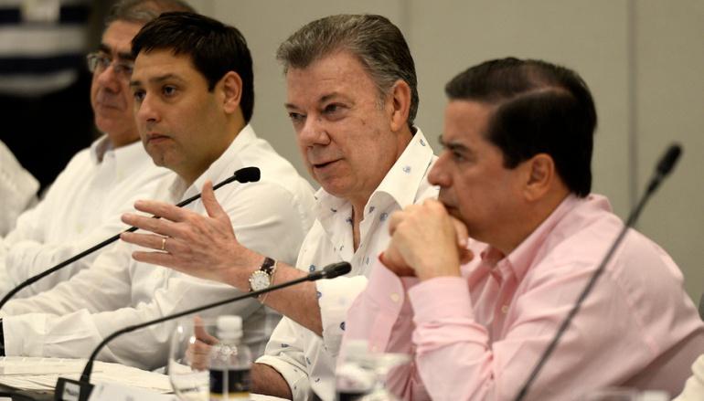 Cumbre de Tuxtla: Santos viaja a Costa Rica para participar de la XVI Cumbre de Tuxtla