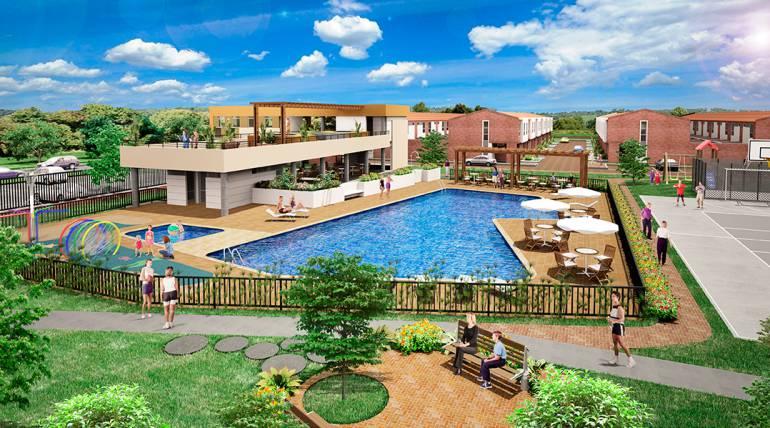 Casas diseñadas para la felicidad