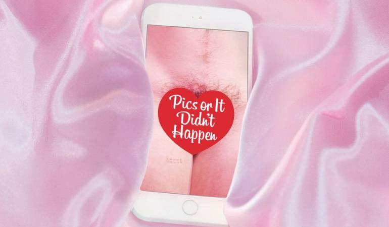 """""""Pics or it didnt happen"""" (fotos o nunca ocurrió) es el título de este libro que recoge imágenes prohibidas en la red social."""