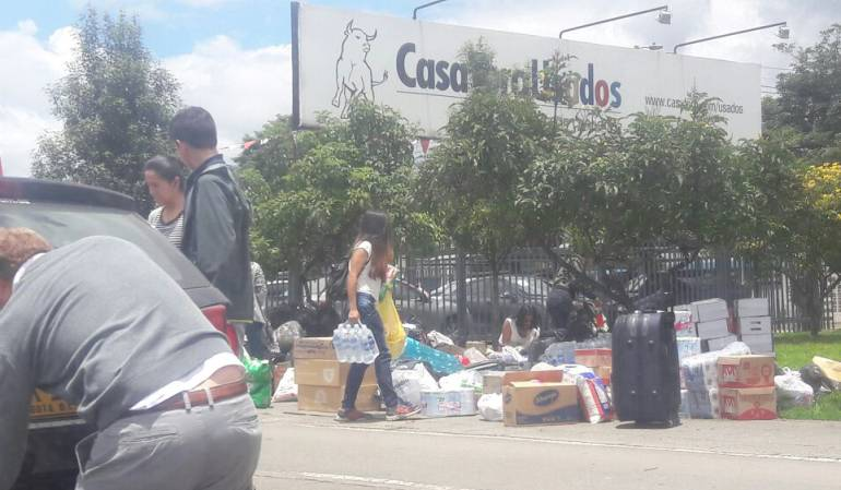 Alerta por falsas recolectas para Mocoa: Personas inescrupulosas se quedan con donaciones para Mocoa