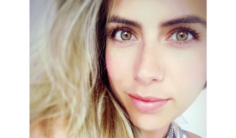 Ana Sofía Henao, modelo paisa.