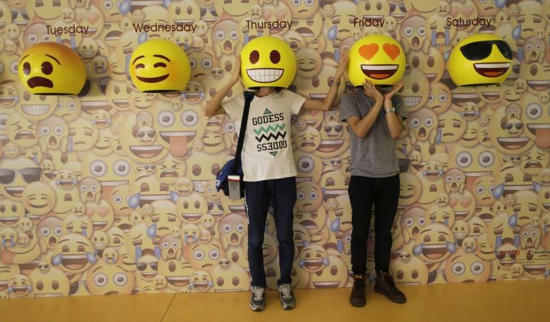 Los emoticones se han convertido en una parte fundamental de las conversaciones por chat.