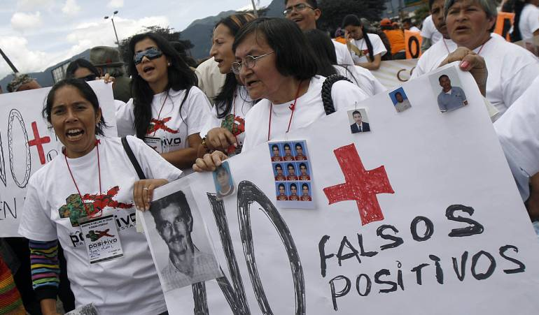 Nueva condena al Ejército por dos 'falsos positivos' en Boyacá: Nueva condena al Ejército por dos 'falsos positivos' en Boyacá