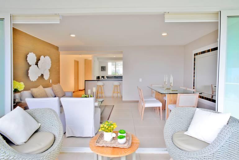Interiorismo, mucho más que llenar espacios vacíos en su apartamento
