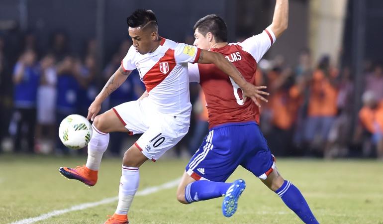 Perú y Paraguay jugarán un partido amistoso el 8 de junio