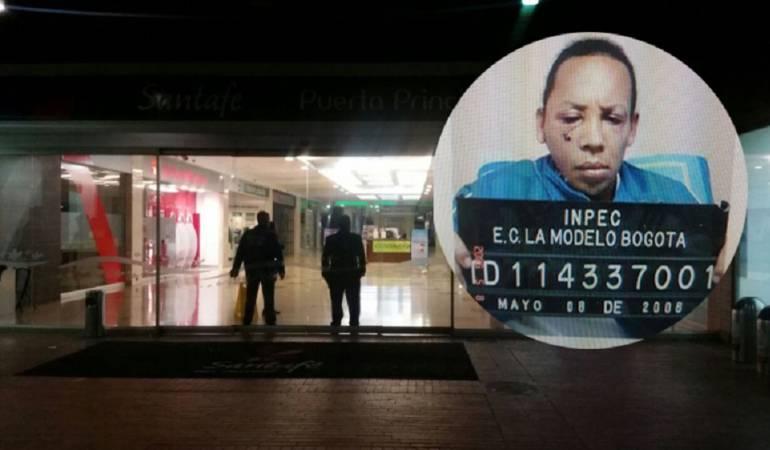 Mujer asesinada en Centro Comercial Santafé: Investigarán procedimiento de la Policía en el Centro Comercial Santafé