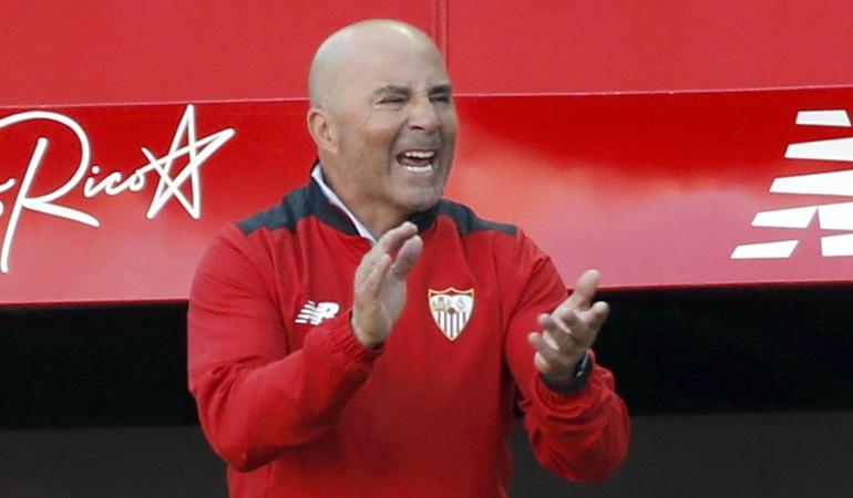 Sevilla AFA: Según Sevilla, sería una falta de respeto que la AFA se reuniera con Sampaoli