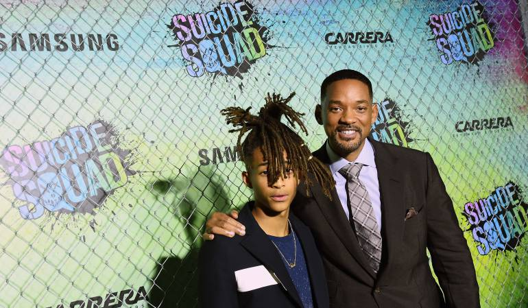 Will Smith le corta las rastas a su hijo