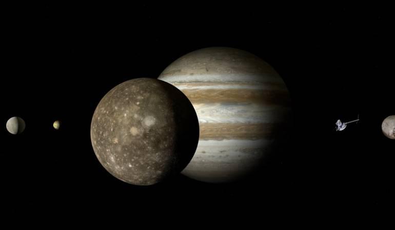 Habitabilidad en lunas de Saturno y Júpiter: Hallan posibles condiciones de habitabilidad en lunas de Saturno y Júpiter