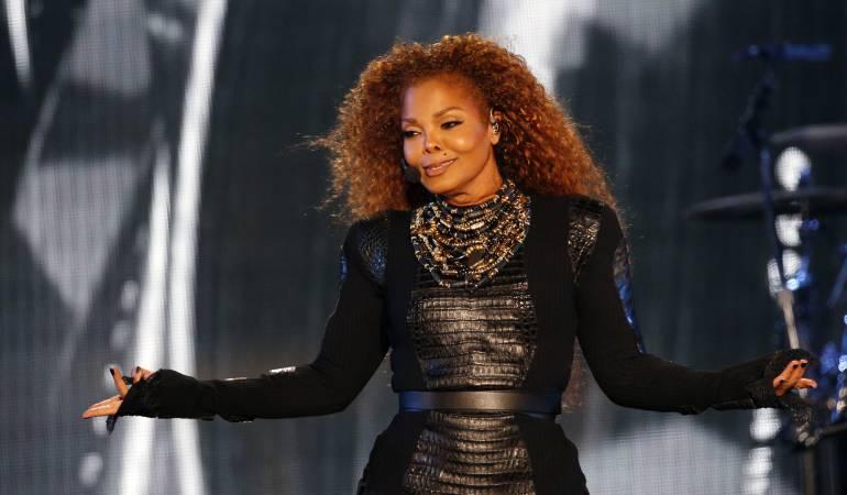 Janet Jackson mostró por primera vez a su bebé
