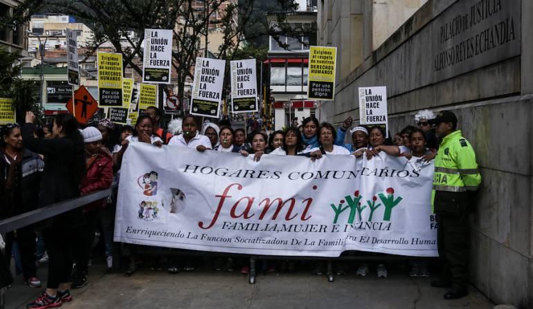 MinHacienda califica de acertada decisión de la Corte Constitucional sobre madres comunitarias