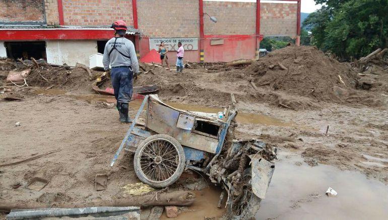 Mocoa: El 60 por ciento de las vías de Mocoa afectadas por la avalancha: Ejército