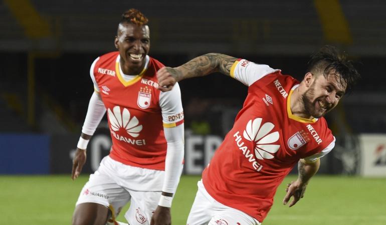 Santa Fe equipos brasileños: El Campín, una fortaleza para Santa Fe contra brasileños por Copa Libertadores