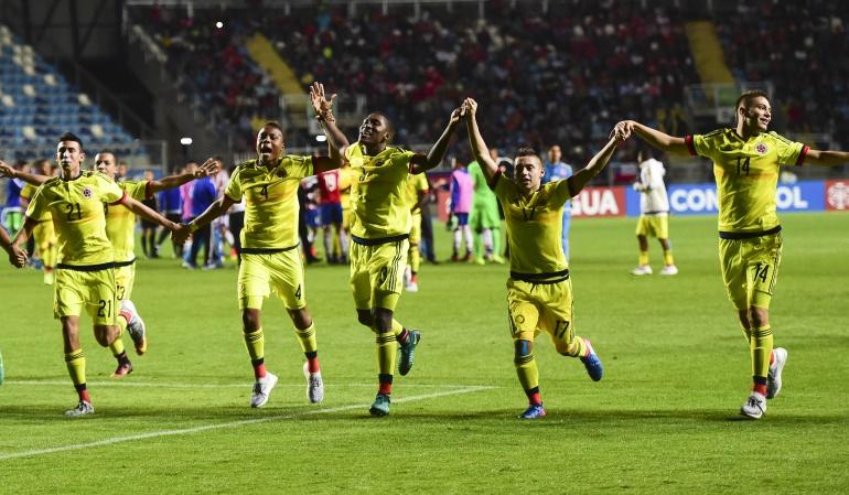 Selección Colombia Sub 17: Selección Colombia inicia su preparación para el Mundial Sub-17
