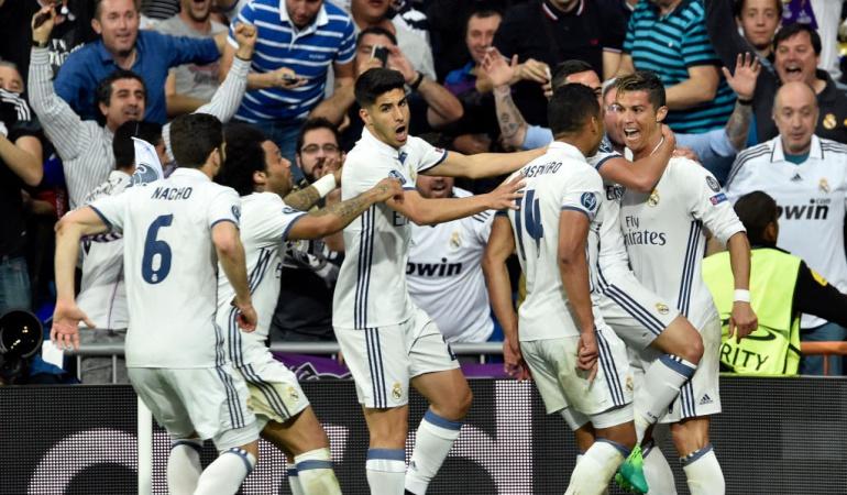 Real Madrid Bayern: Tripleta de Ronaldo clasifica al Real Madrid ante un duro Bayern