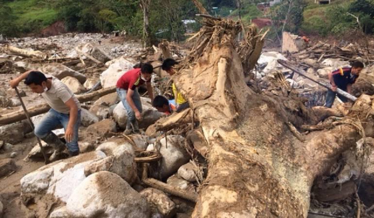 Tragedia en Mocoa